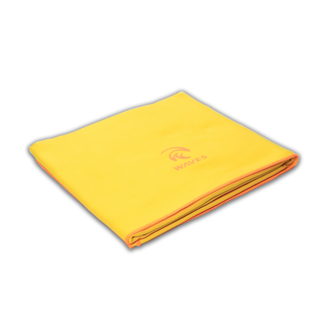 Micro Towel XL - Neon Yellow