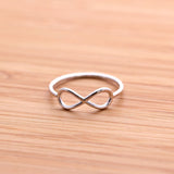 simple infinity ring - girlsluv.it  - 2