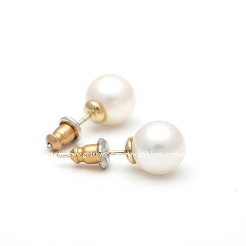 pearl earrings - girlsluv.it  - 1
