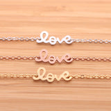 LOVE bracelet, 3 colors - girlsluv.it  - 2