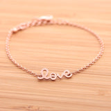 LOVE bracelet, 3 colors - girlsluv.it  - 3