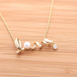 love necklace, pearl - girlsluv.it  - 5