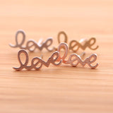 love earrings - girlsluv.it  - 2