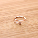 arrow ring, adjustable - girlsluv.it  - 4