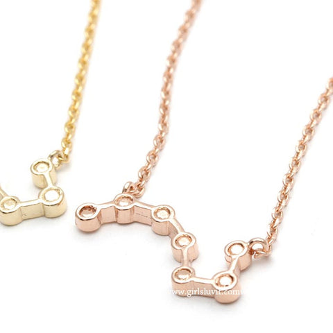 the big dipper necklace - girlsluv.it  - 1
