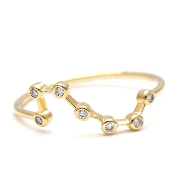 big dipper ring - girlsluv.it  - 1