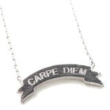 carpe diem necklace - girlsluv.it  - 3