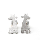 cute giraffe earrings - girlsluv.it  - 2