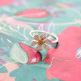 flower ring, daisy - girlsluv.it  - 2
