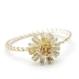 flower ring, dandelion - girlsluv.it  - 2