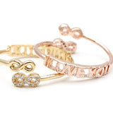 best friends infinity ring, adjustable - girlsluv.it  - 3