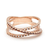 garnet ring - girlsluv.it  - 1