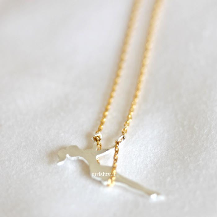 girls on the swing necklace - girlsluv.it  - 1