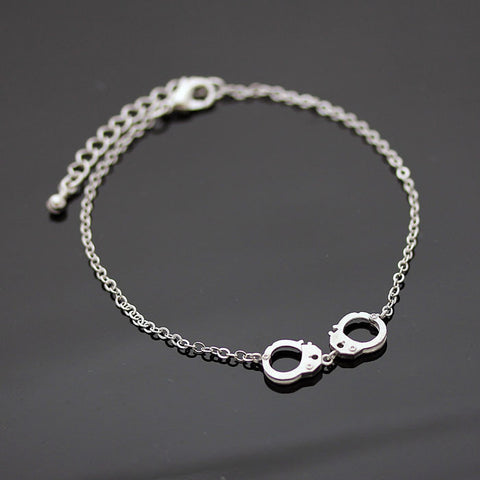 HANDCUFF bracelet, 2 colors - girlsluv.it  - 1