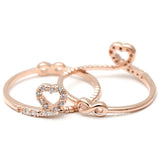 heart and infinity ring - girlsluv.it  - 2