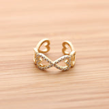 infinity heart ring - girlsluv.it  - 5