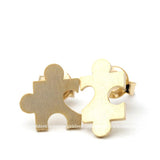 heart puzzle earrings - girlsluv.it  - 1