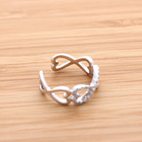 infinity heart ring - girlsluv.it  - 6