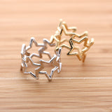 open star thumb ring - girlsluv.it  - 4