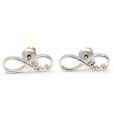 infinity love earrings - girlsluv.it  - 3