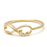 infinity love ring - girlsluv.it  - 3
