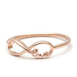 infinity love ring - girlsluv.it  - 2