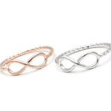 infinity ring, twisted - girlsluv.it  - 1