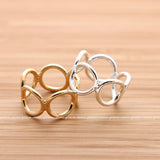 INFINITY thumb ring, 2 colors - girlsluv.it  - 2