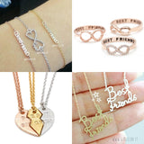 heart and infinity bracelet - girlsluv.it  - 3