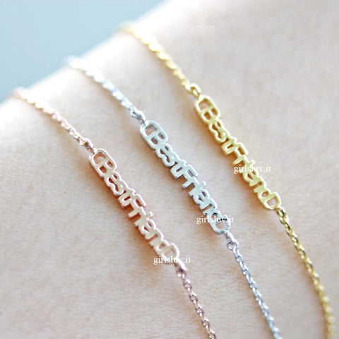 bestfriend bracelet - girlsluv.it