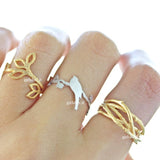 bird in a nest ring - girlsluv.it  - 2