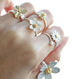 flower ring, daisy - girlsluv.it  - 5