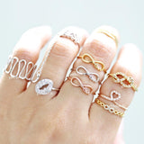 infinity love ring - girlsluv.it  - 5