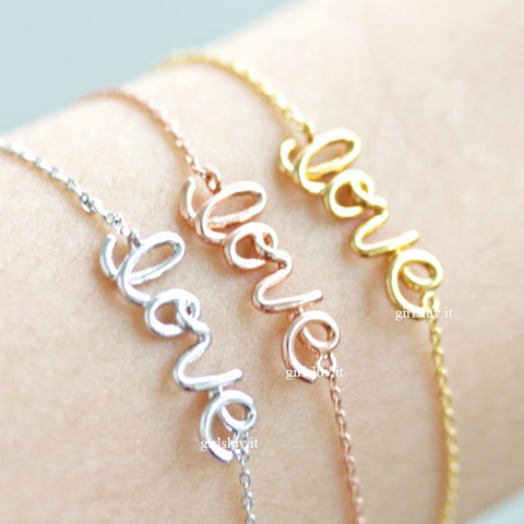 love bracelet, wired - girlsluv.it  - 1