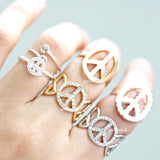 peace ring, crystals - girlsluv.it  - 4
