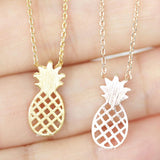 pineapple necklace - girlsluv.it  - 2