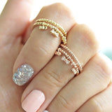 ribbon knuckle ring, dangled - girlsluv.it  - 2