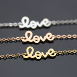 LOVE bracelet, 3 colors - girlsluv.it  - 5