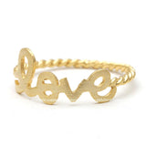 love ring, twisted - girlsluv.it  - 1