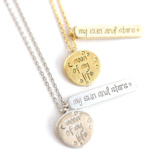 moon of my life necklace - girlsluv.it
