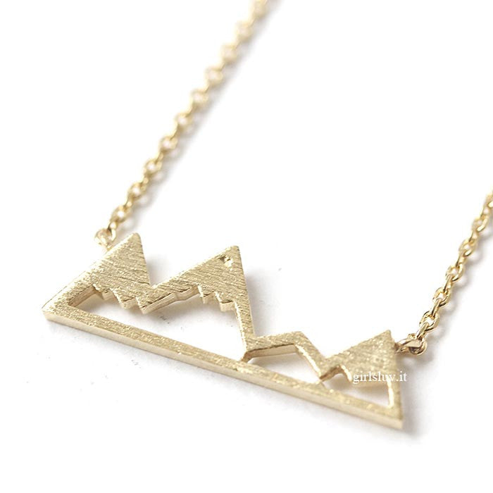 mountain necklace - girlsluv.it