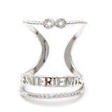 best friend infinity ring set - girlsluv.it  - 5