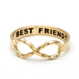 best friends infinity ring, twisted - girlsluv.it  - 3