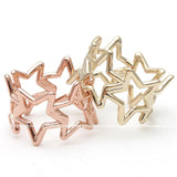 open star thumb ring - girlsluv.it  - 1