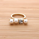 pearl ring with crystal - girlsluv.it  - 3