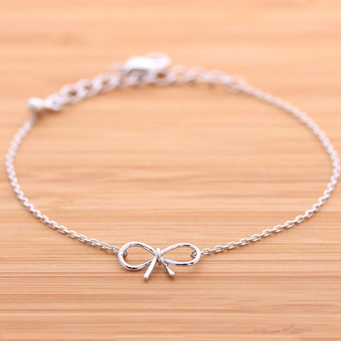 RIBBON bracelet, 3 colors - girlsluv.it  - 1