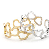 heart ring, rolling - girlsluv.it  - 1