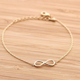 infinity bracelet - girlsluv.it  - 2