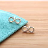 infinity earrings, crystals - girlsluv.it  - 4
