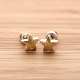 star earrings - girlsluv.it  - 3